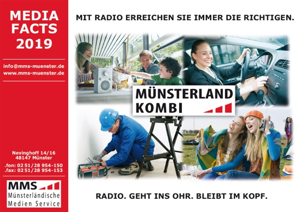 Media Facts Münsterland Kombi