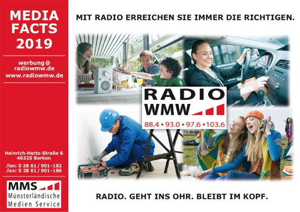 Media Facts Radio WMW